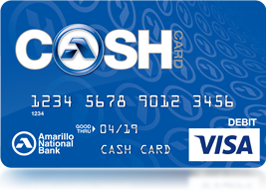Cash Card Small Version