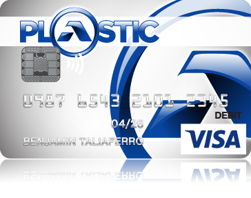 Plastic Card Small Version