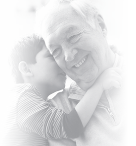 Estate Planning - Grandfather and Grandson