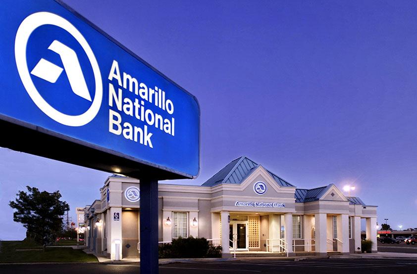 Bell Branch Amarillo National Bank